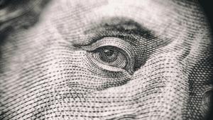 money close up 100 dollar bill
