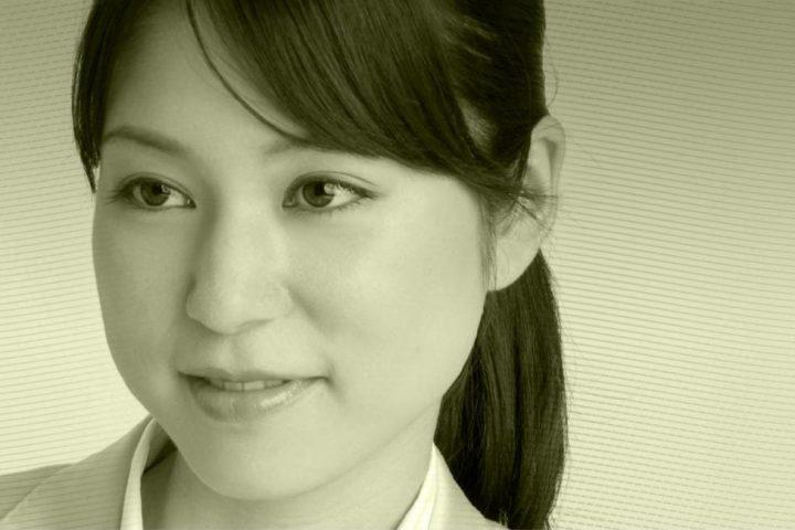 Executive Asian Woman